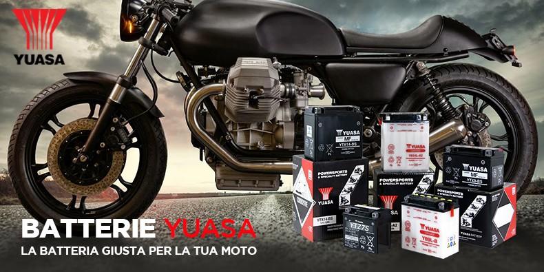 Batterie Ricambio Moto